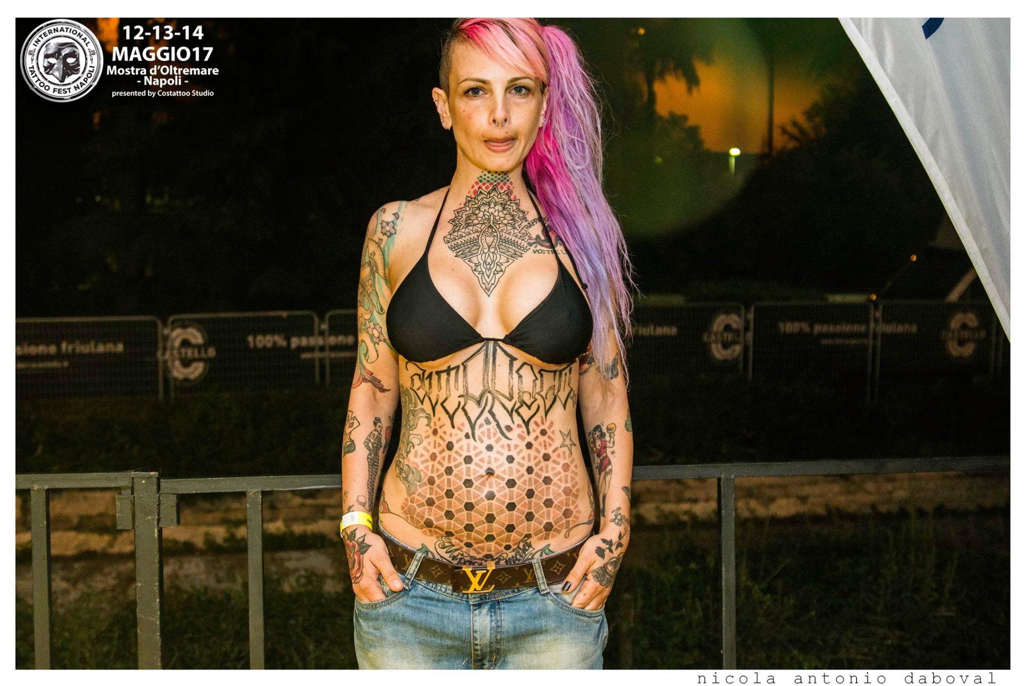 Tattoo2017contest2 37 International Tattoo Fest Napoli